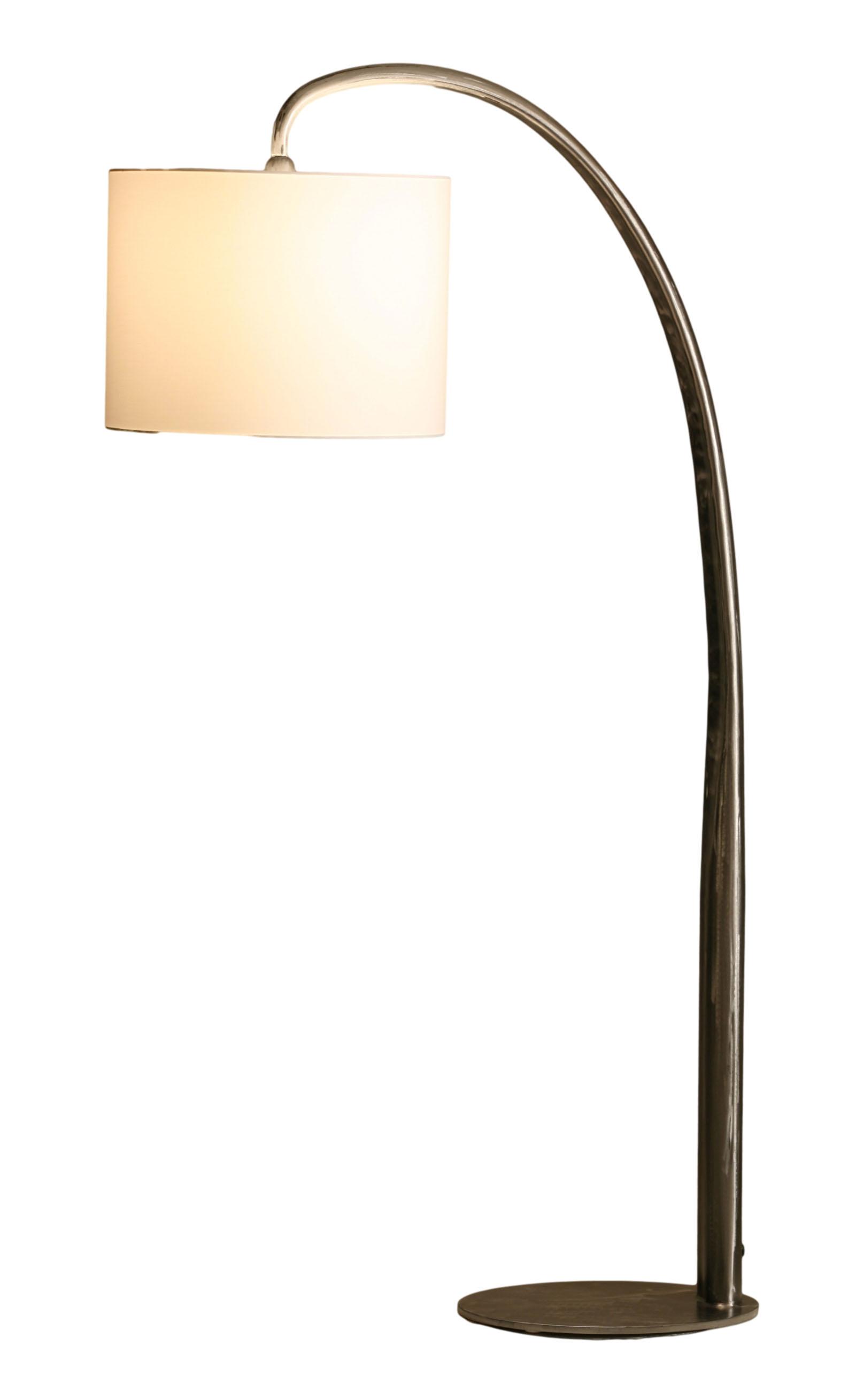 Stout Verlichting Collectie Sfeerfoto Vloerlamp curve 1L