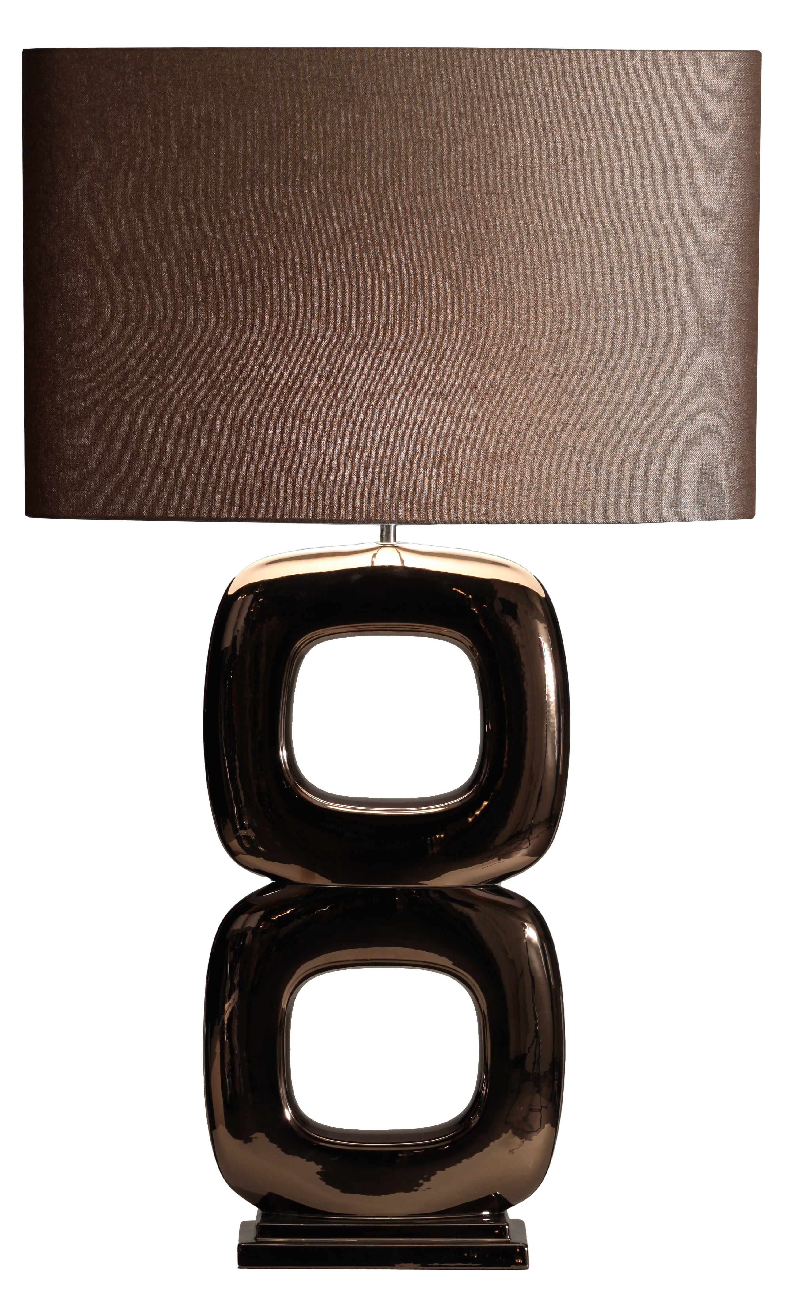 Stout Verlichting Collectie Sfeerfoto Tafellamp due quadrato Maxime