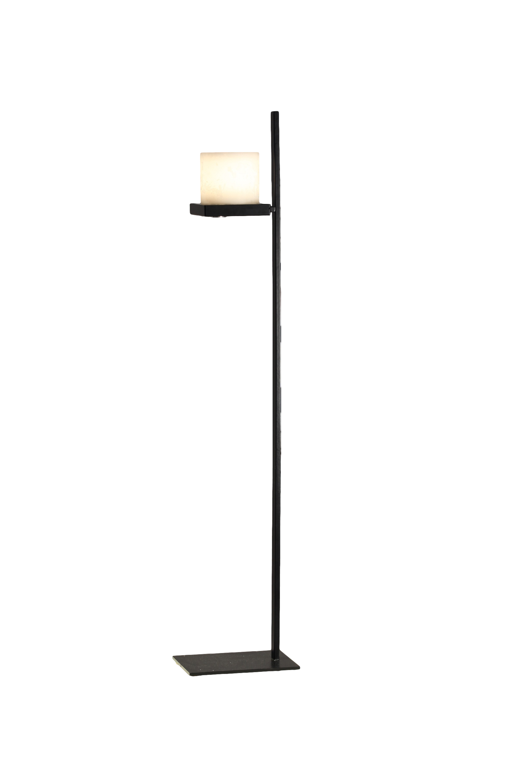 Stout Verlichting Collectie Sfeerfoto Vloerlamp Candle Fusion LED