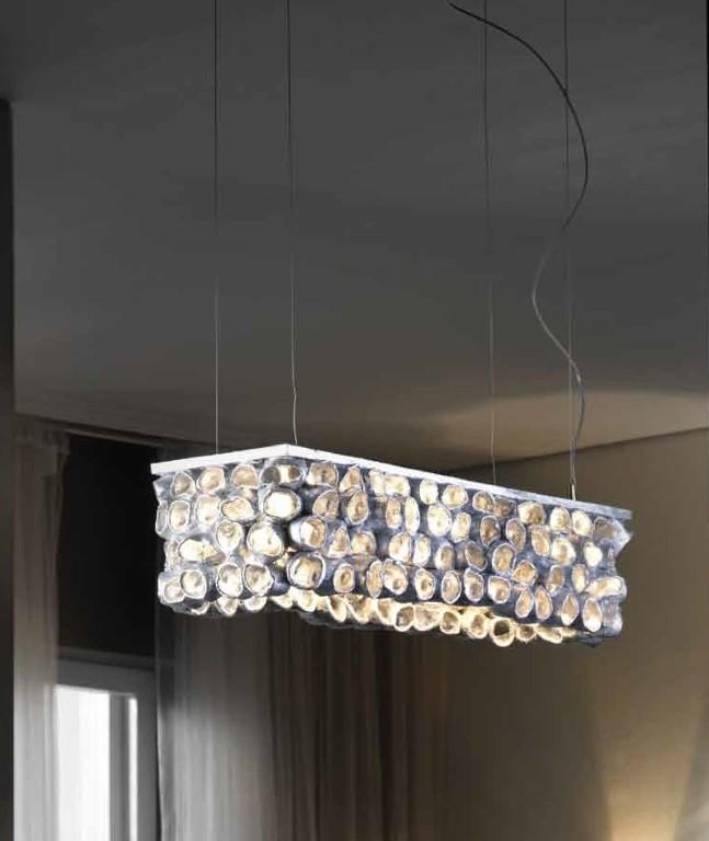 Stout Verlichting Collectie Sfeerfoto Hanglamp 70x30x19 cm 2L