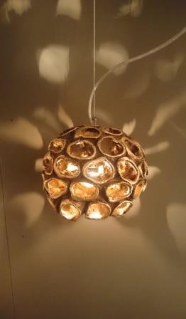 Stout Verlichting Collectie Sfeerfoto Hanglamp 1L Ø25 cm