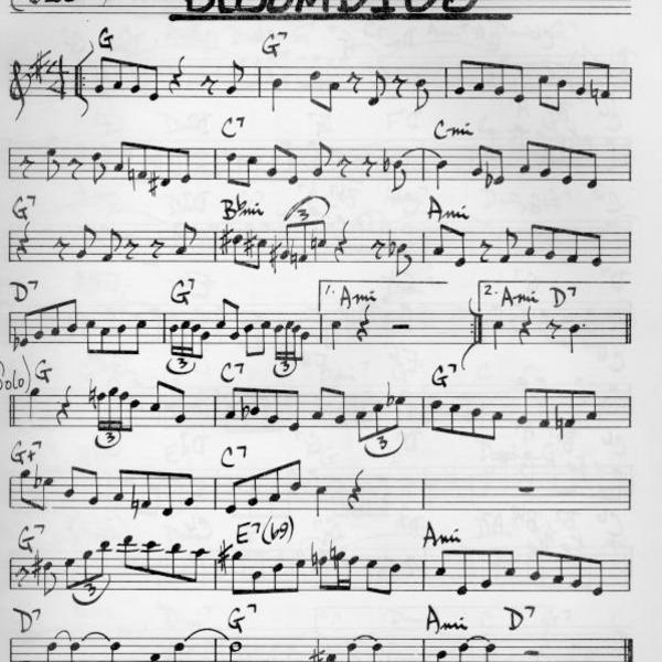 Doxy (by Sonny Rollins) - Igor Erin (Tenor Saxophone) by