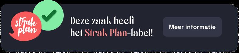 Deze zaak heeft het Strak Plan-label! Klik voor meer informatie.