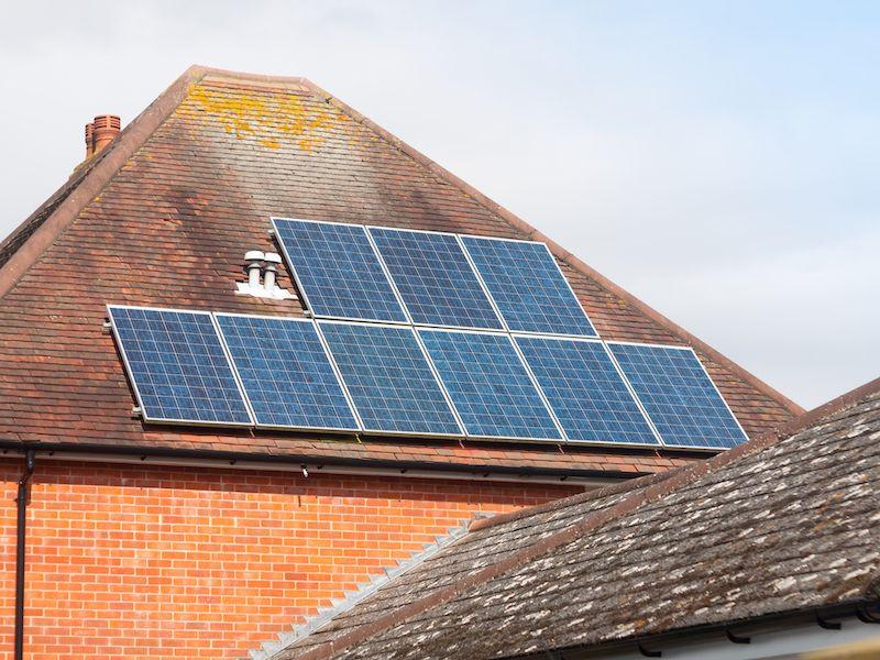 Fotovoltaika pro rodinné domy v roce 2021.