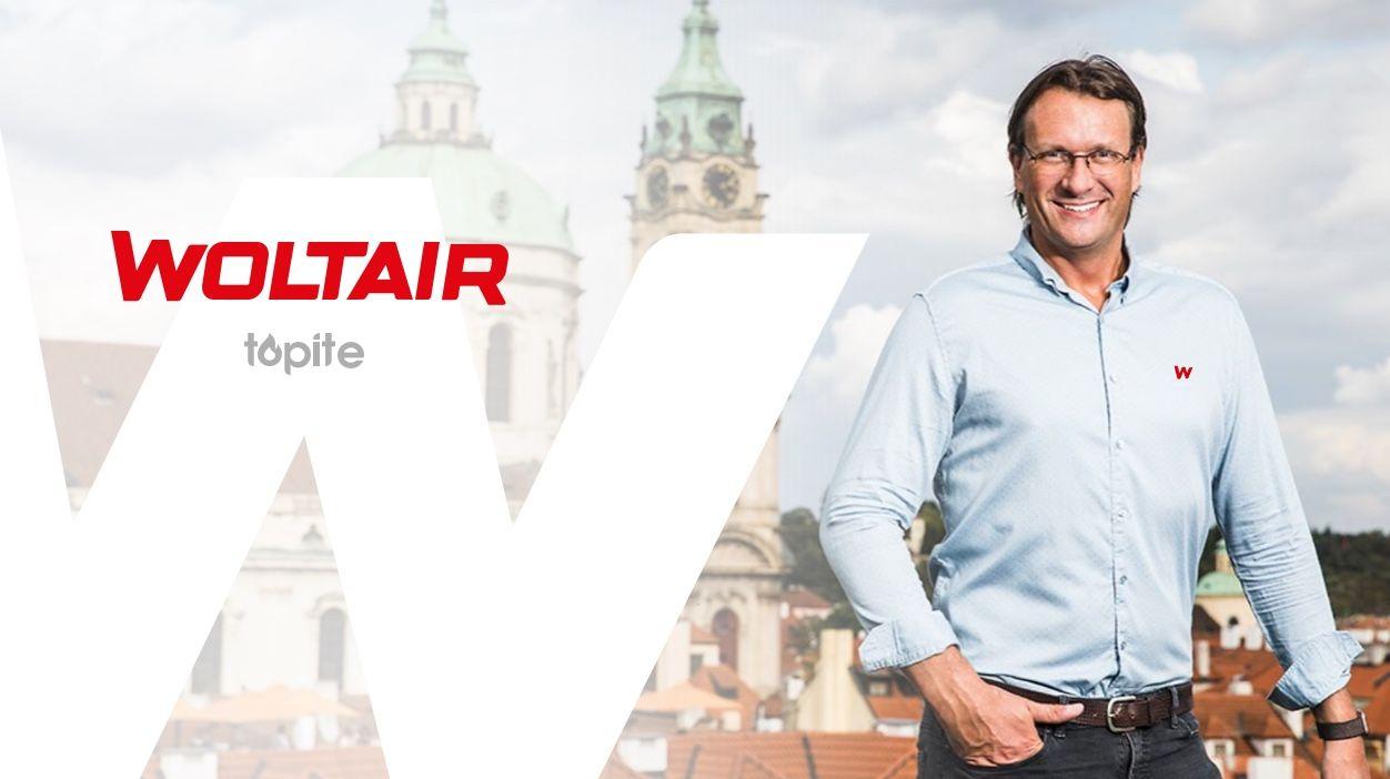 Topíte.cz se změnilo na Woltair.