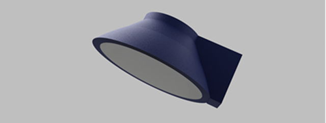 How to design parabolic, hyperbolic, elliptical reflectors