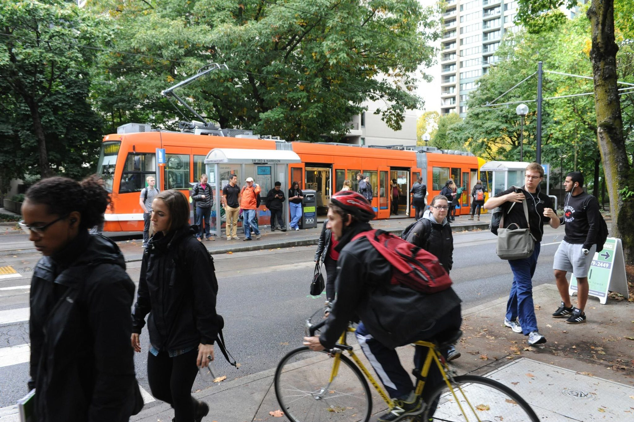 How To Ride Portland Streetcar