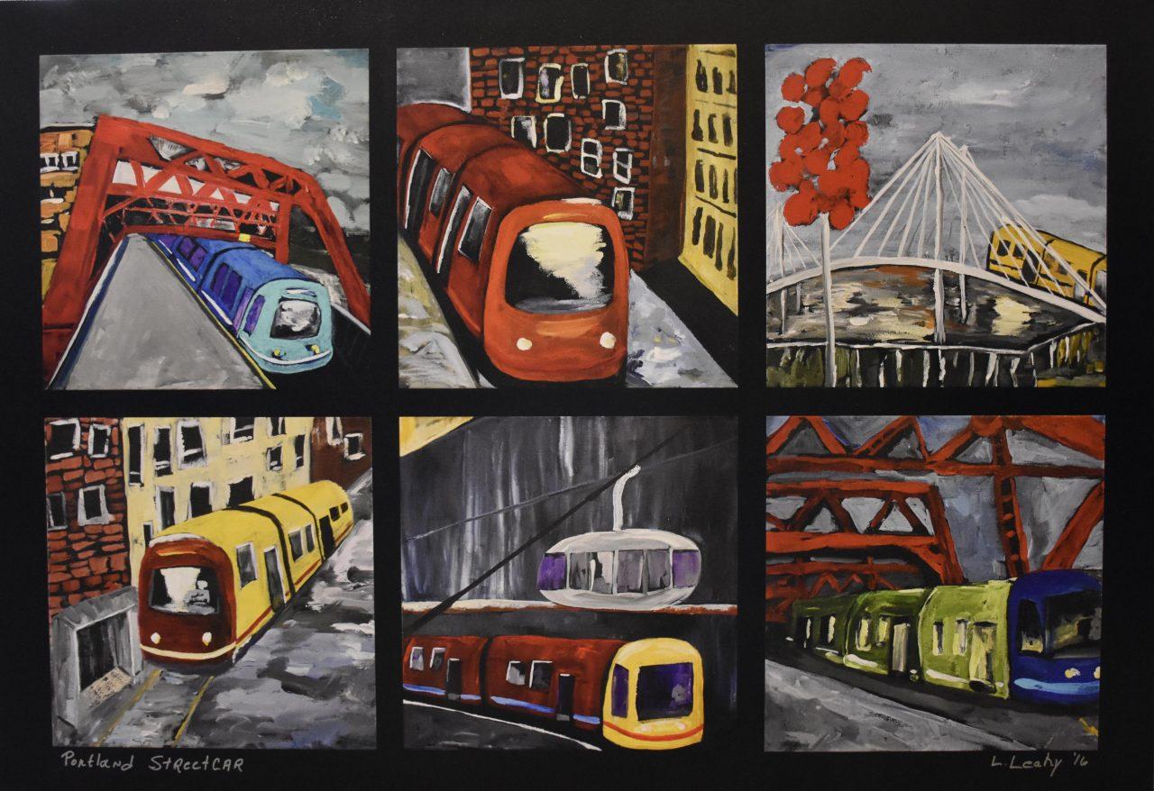 1 Portland Streetcars Lynne Leahy