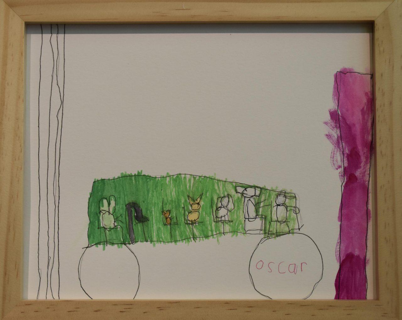 7 Animal Streetcar Oscar Ailes Age 6