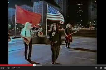 Song: Gorky Park- Bang