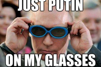 Songs about Vladimir Putin