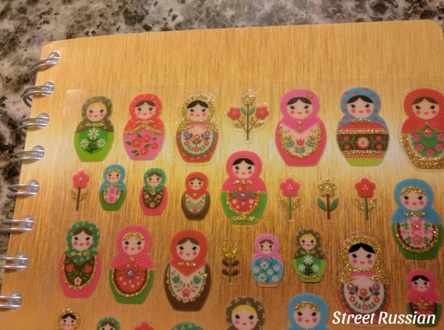 Matryoshka_stickers