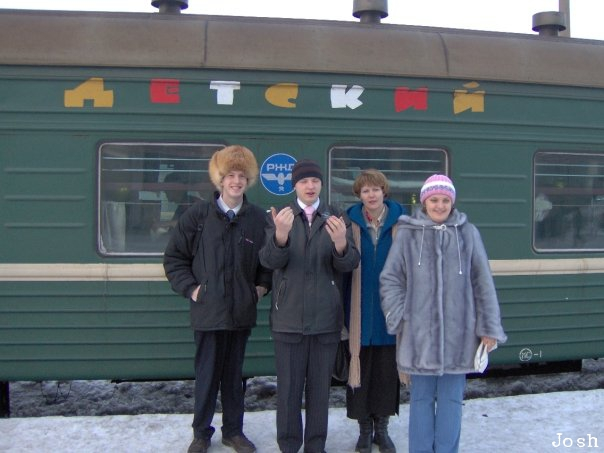 Interview: a missionary in Russia
