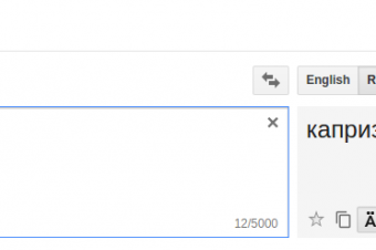 Google Translate fails