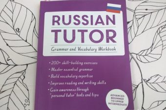 Textbook review: Russian Tutor