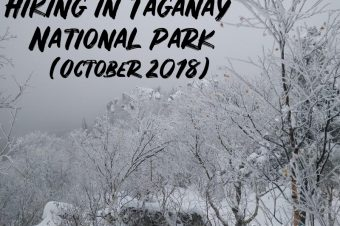 Interview: Hiking in Taganay National Park