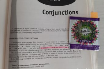 Notes from Schaum's Russian Grammar: Conjunctions