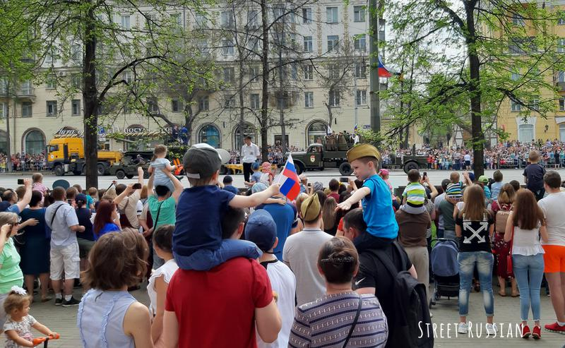 9 Victory Day photos from Chelyabinsk