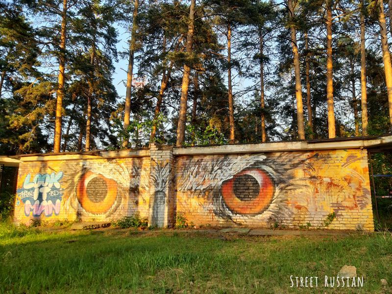 More Chelyabinsk street art