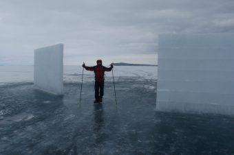 Interview: winter camping on Lake Baikal