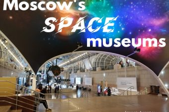 Moscow's space museums