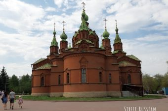 Chelyabinsk architecture: 3 churches
