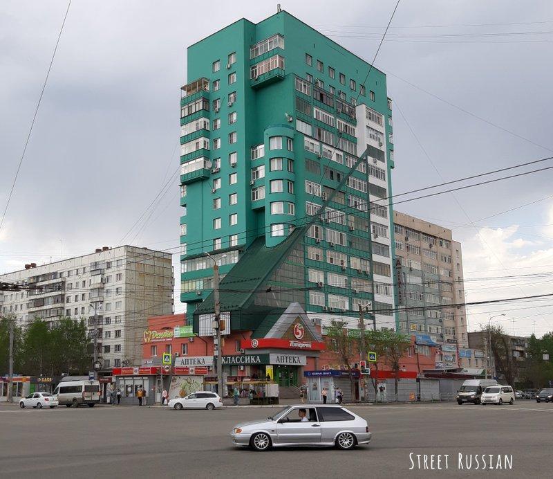 Chelyabinsk architecture: the concrete edition