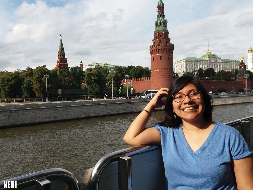Interview: A Master's Degree in Moscow