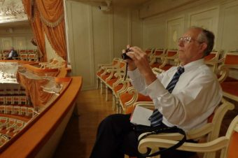 Interview: A professional Russian – English translator