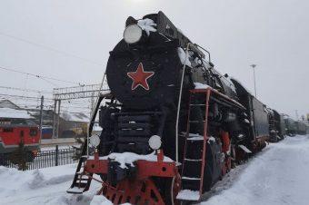 Explore Chelyabinsk in winter