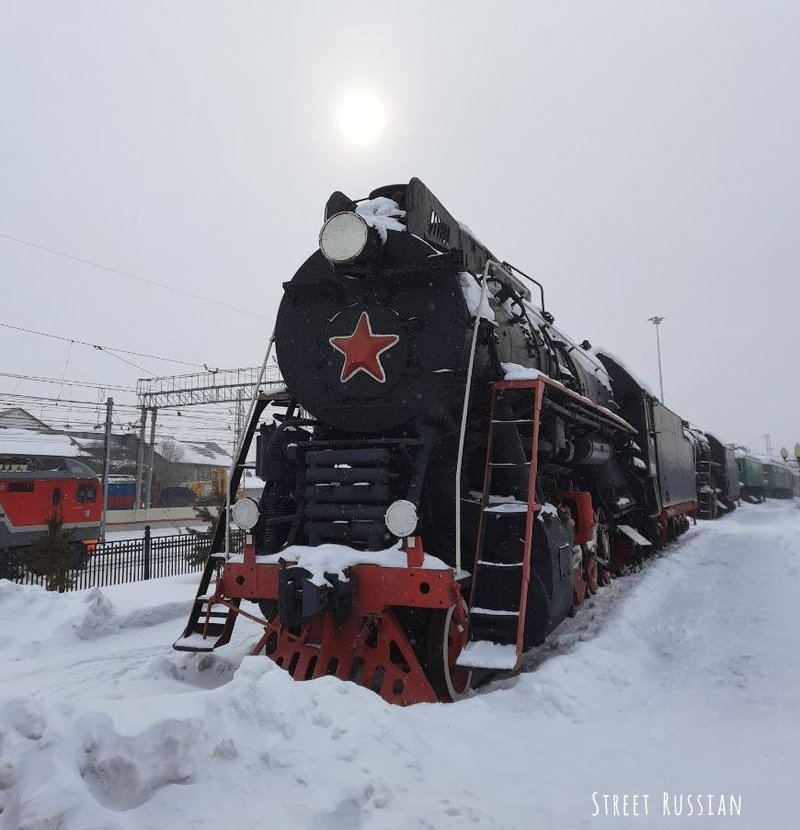 Explore Chelyabinsk in winter