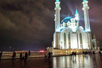 Sightseeing in Kazan