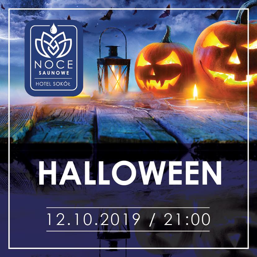Strefasaun.pl - Wydarzenie Halloweenowa Noc Saunowa - Łańcut