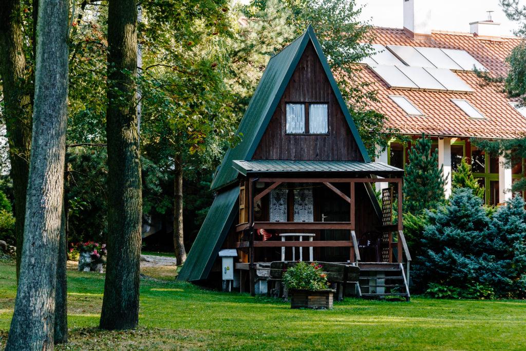 Strefasaun.pl - Nad Jeziorem Różane - Gardeja