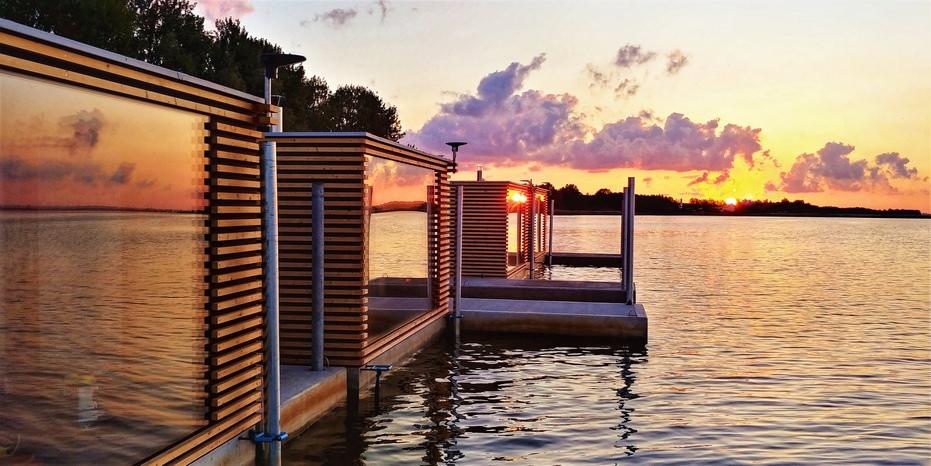 Strefasaun.pl - HT houseboats - Mielno
