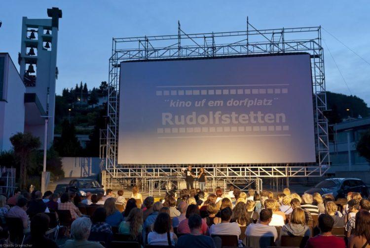 Introfilm für Openair-Kino