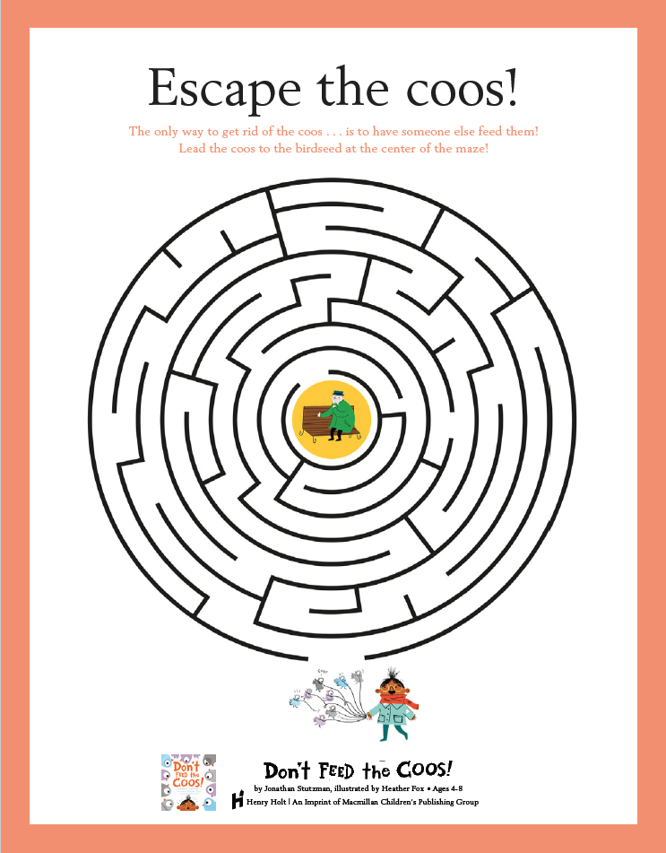 Escape the Coos