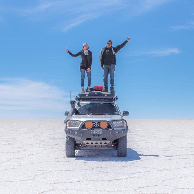 Salar De Uyuni - Bolivia Uyuni