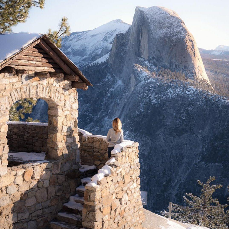 Yosemite National Park Yosemite Village, California