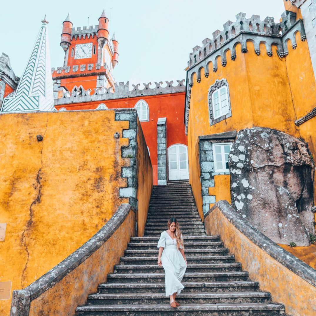 Pena Palace - Sintra, Portugal
