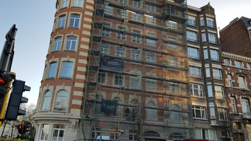 Renovatie kitvoegen | Antwerpen 17