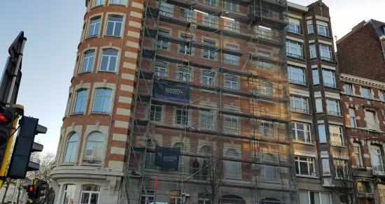 Renovatie kitvoegen   Antwerpen 17