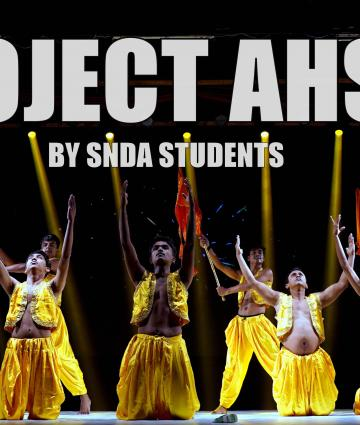Project AHSAS at NCPA