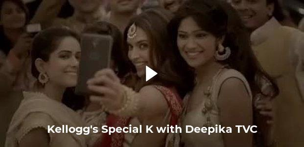 Kellogg's Special K with Deepika TVC
