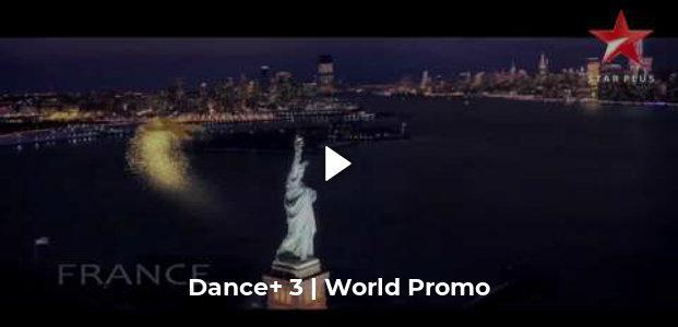 Dance+ 3 | World Promo