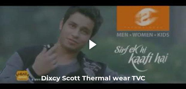 Dixcy Scott Thermal wear TVC