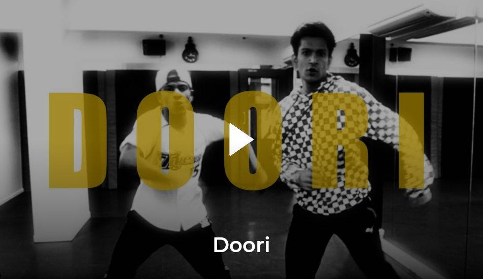 DOORI | GULLY BOY | DANCE CHOREOGRAPHY | HIP HOP | SNDA