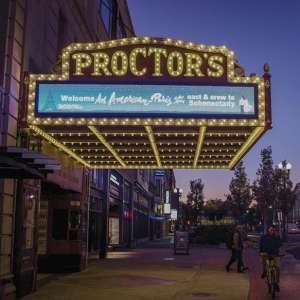 Proctor's Theater in Schenectady, New York
