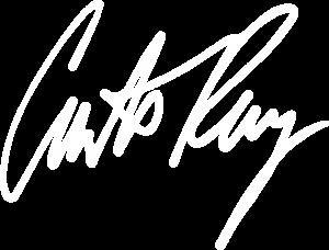 Curtis Ray Signature White