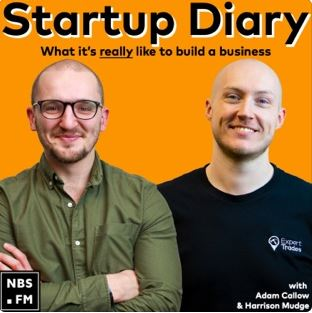Start Up Diary - Curtis Ray